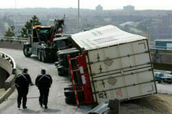 Columbia Truck Accident Lawyers