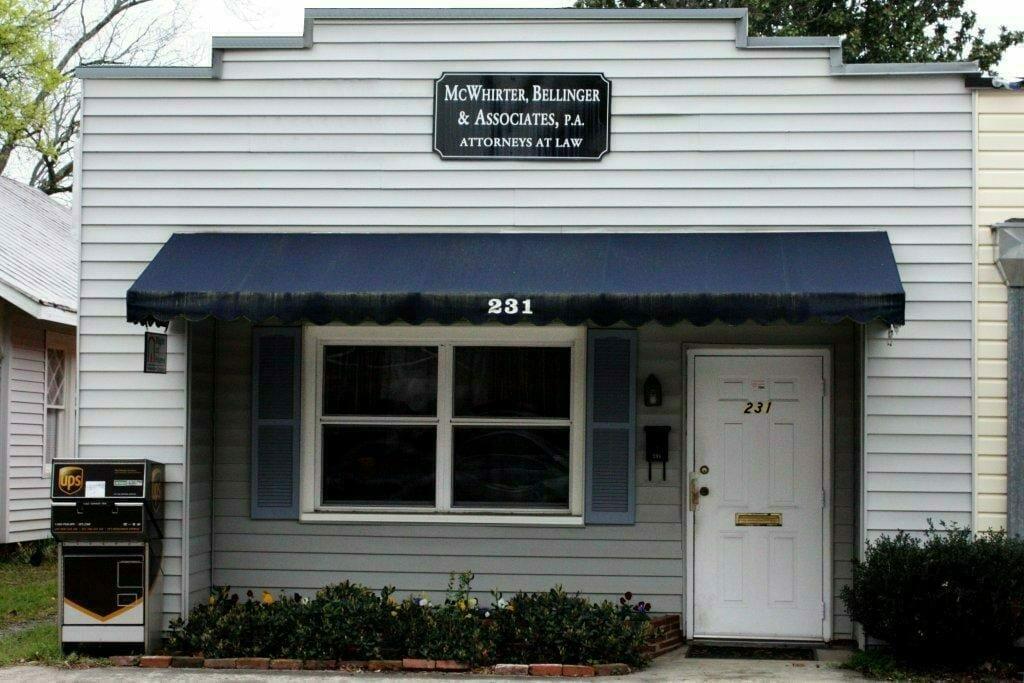 MBA Law Aiken office