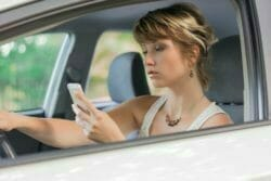 Columbia Distracted Driving Car Accident Attorneys