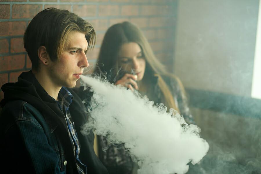 JUULing Teenagers